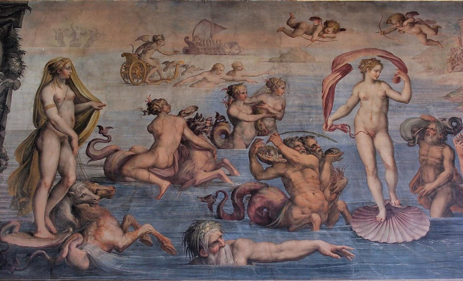 Vasari Venus