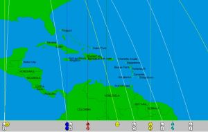 Astro Local Map