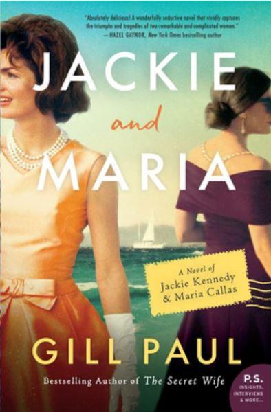 Jackie and Maria novel