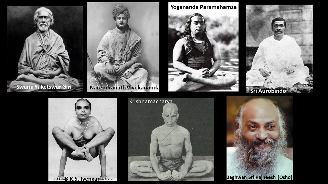 Indian Gurus