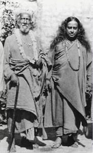 Sri Yukteswar and Paramanhamsa Yogananda