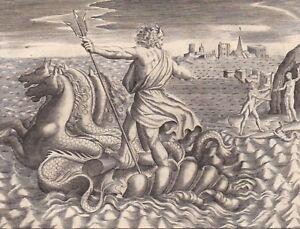 Neptune on the seas