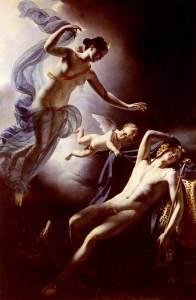 Selene and Endymion